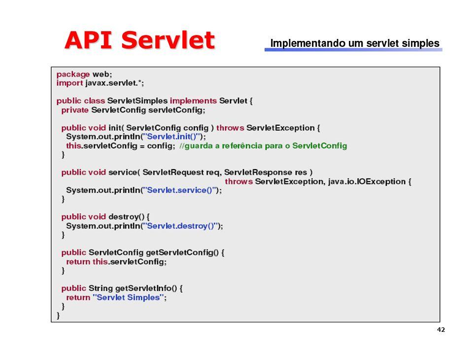 42 API Servlet