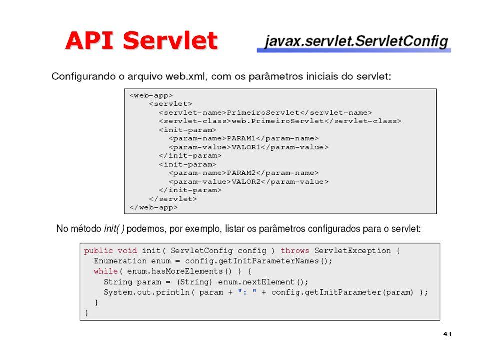 43 API Servlet