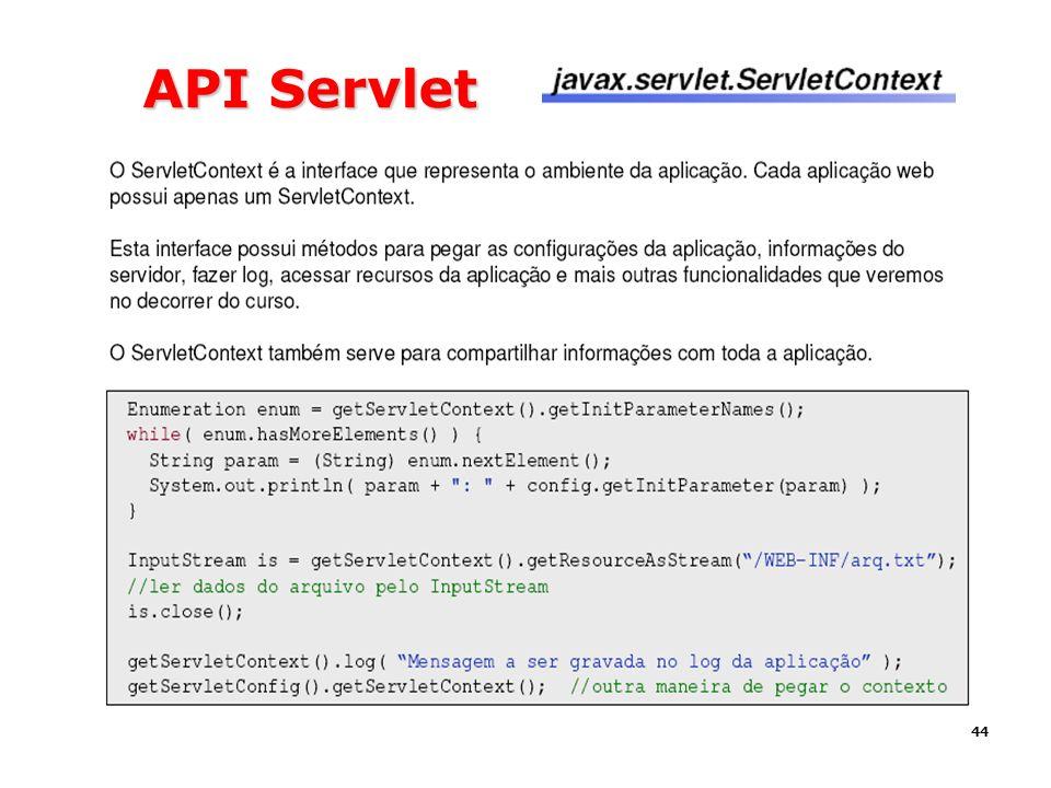 44 API Servlet