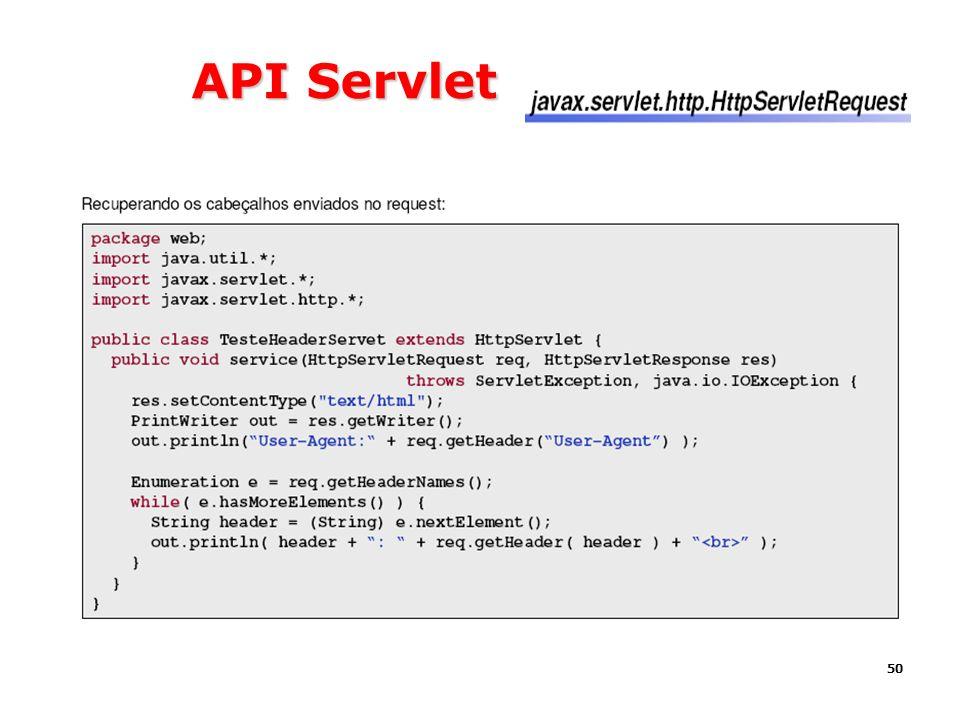 50 API Servlet