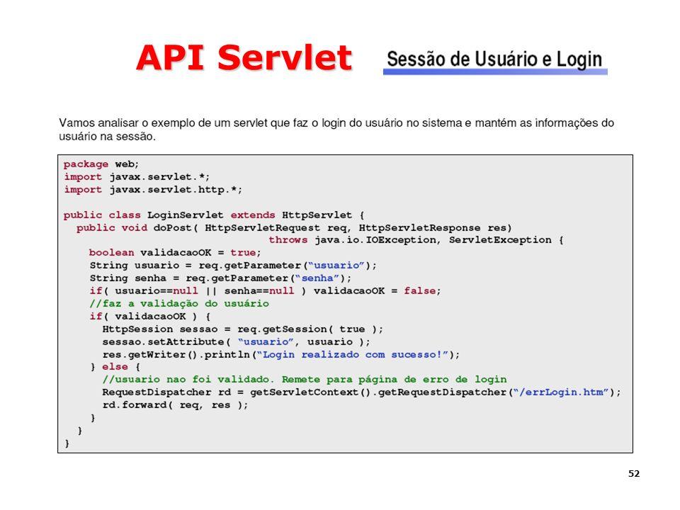 52 API Servlet