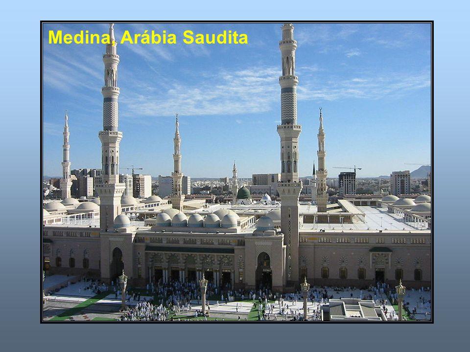 Medina, Arábia Saudita