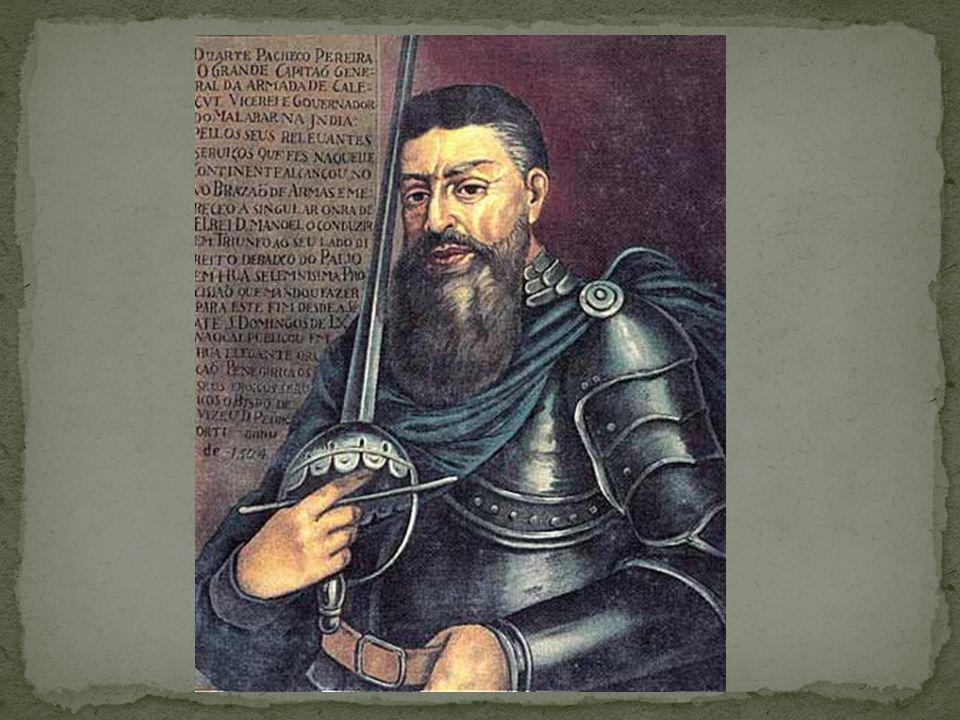 O principal interesse português era garantir a exclusividade da rota atlântica para as Índias.