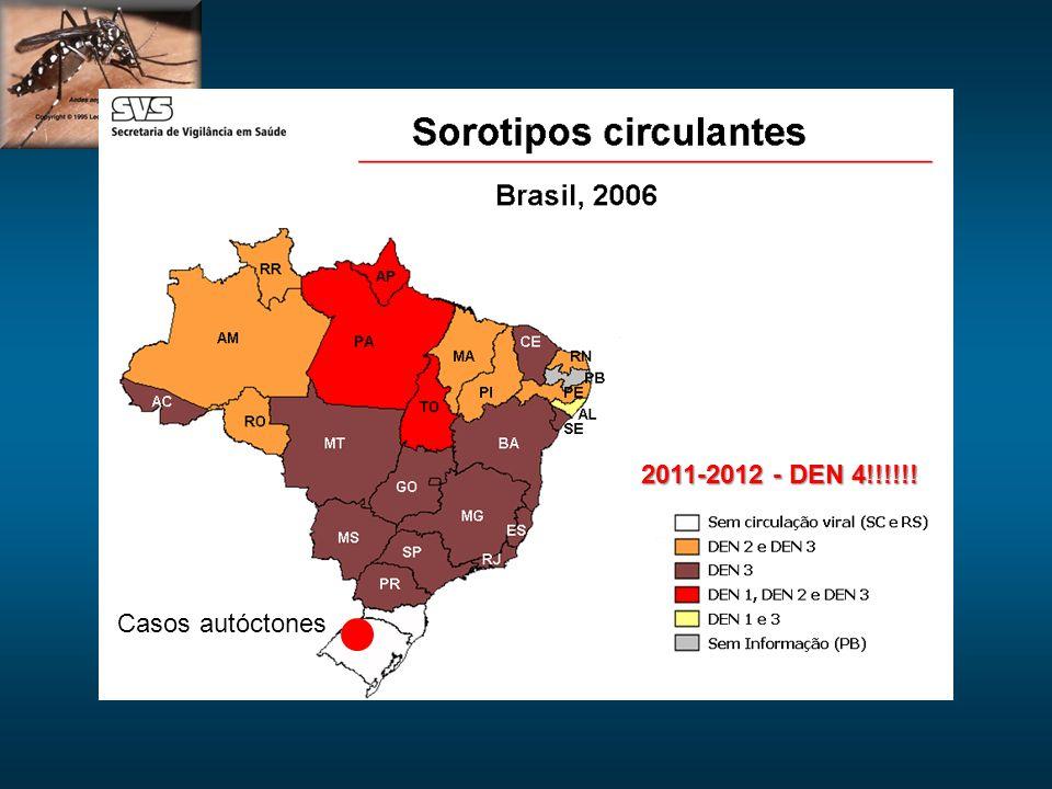 2011-2012 - DEN 4!!!!!! Casos autóctones