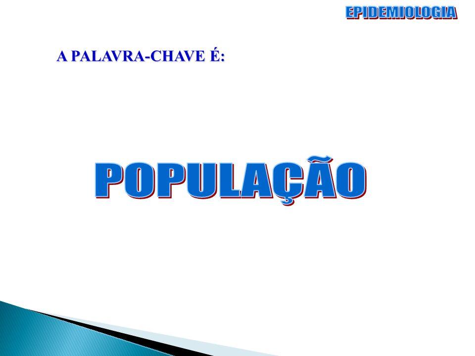 A PALAVRA-CHAVE É: