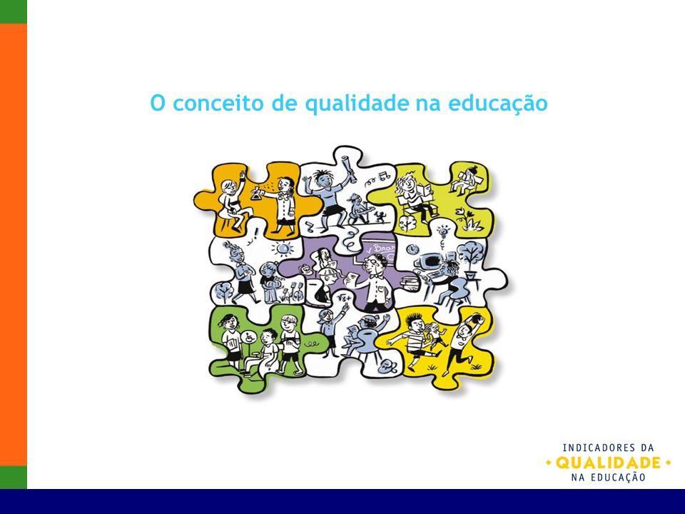 O conceito de qualidade na educação