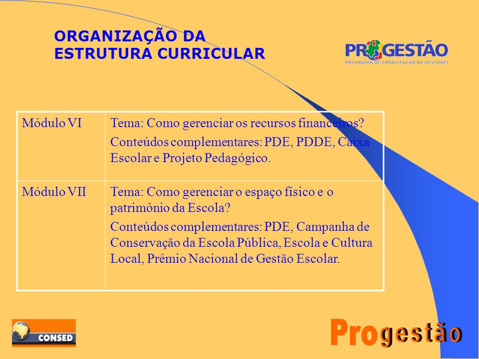 Módulo IVTema: Como promover o sucesso da aprendizagem do aluno e a sua permanência na escola.