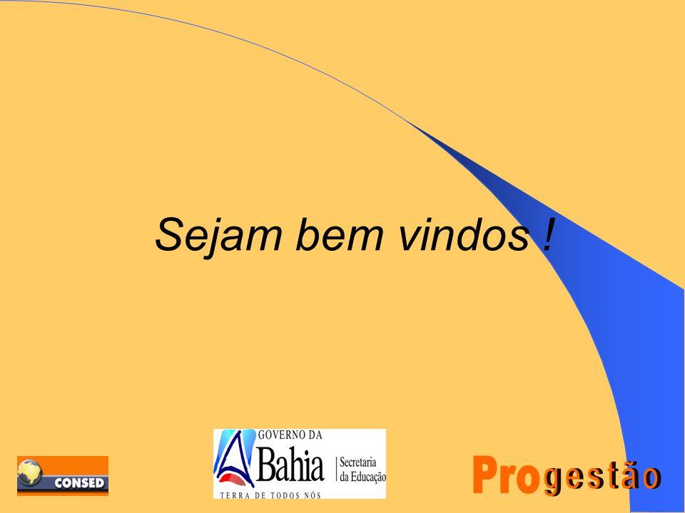 ABRANGÊNCIA DO PROGESTÃO NO ESTADO DA BAHIA