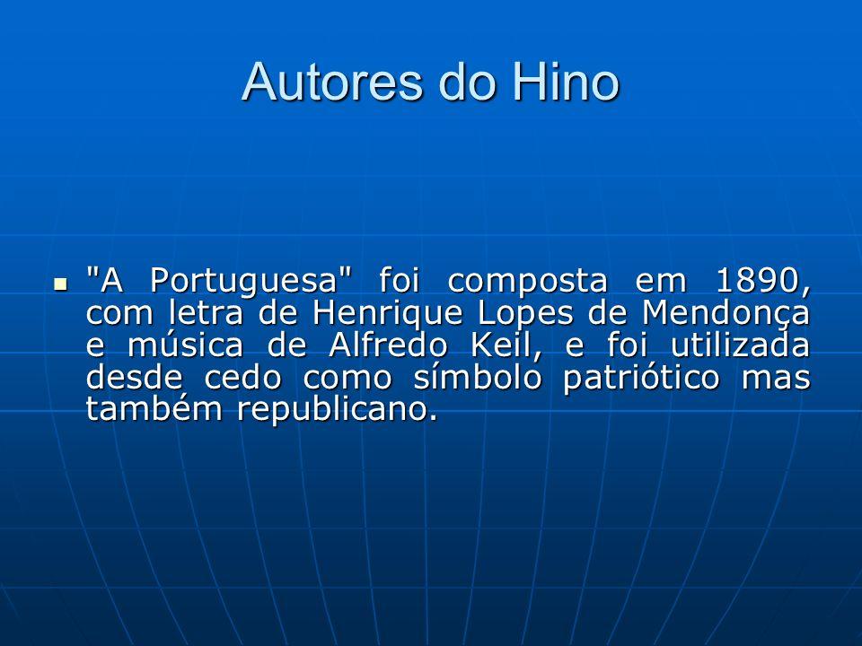 Autores do Hino