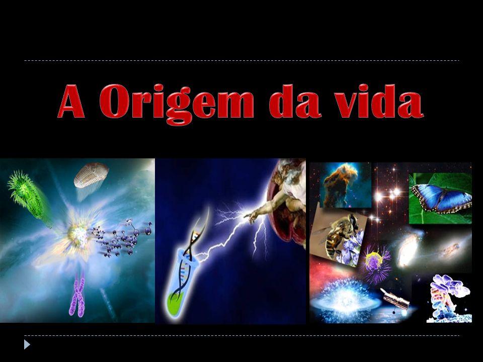 O Criacionismo Explicação Religiosa Esta explicação se baseia na fé, onde Deus criou o mundo em sete dias.