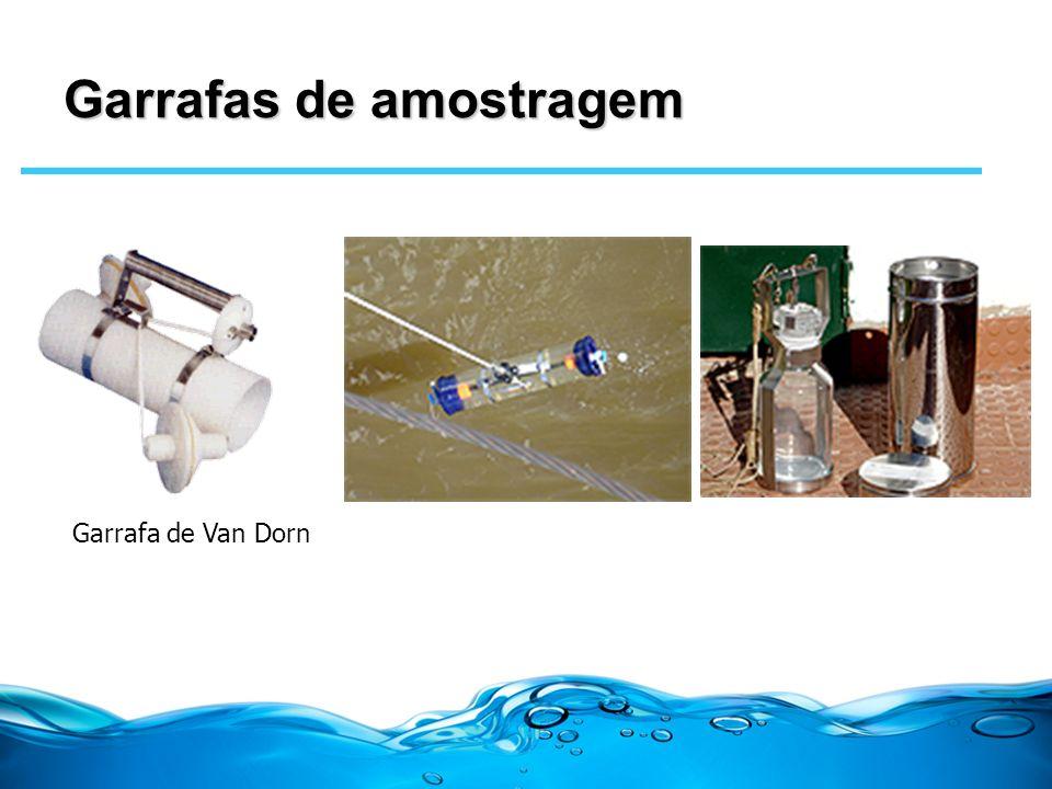 Garrafas de amostragem Garrafa de Van Dorn