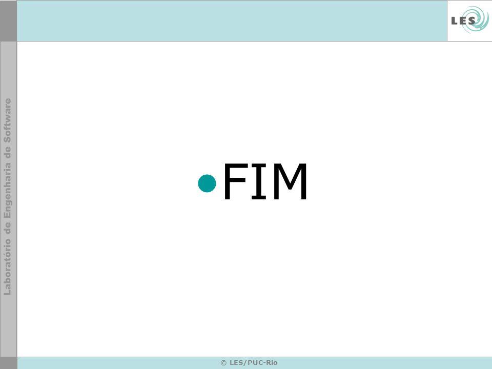 FIM © LES/PUC-Rio