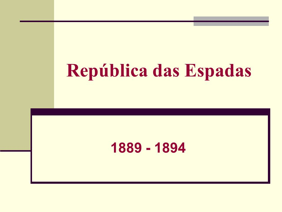 PRUDENTE DE MORAES (15/11/1894-15/11/1898) Revolta de Canudos (1895-1897): Movimento social de caráter messiânico Antônio Vicente Mendes Maciel (Conselheiro) 1870: Aparece como Beato Situação econômica do Nordeste: # Latifúndio e Monocultura; # Modernização e Coronelismo # Camponeses expulsos da terra # Seca (Miséria e fome) # Surto da borracha (migração para Amazônia) # Cangaceiros e Jagunços (buscam resolver seus problemas) # Formação das seitas místicas: Salvação e Esperança Contra catolicismo dos coronéis NE da Bahia (Vale do Rio Vaza-Barris) 1893: Arraial de Canudos (Belo Monte) fazenda de gado 1896: 20.000 habitantes # pequenas plantações # gado # comércio com as cidades vizinhas # ganhos para defesa