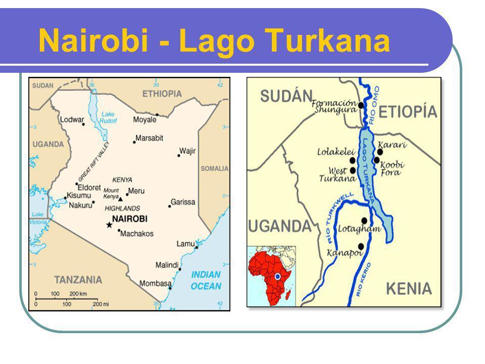 Nairobi - Lago Turkana