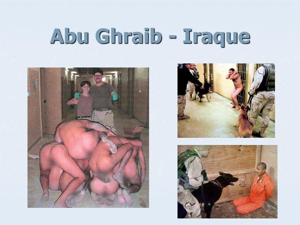 Abu Ghraib - Iraque