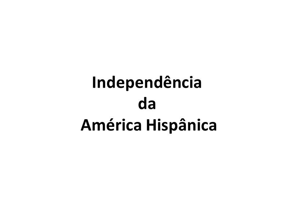 Independência da América Hispânica