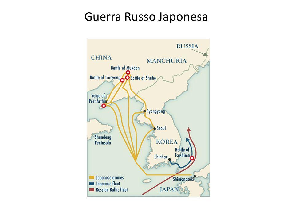 Guerra Russo Japonesa