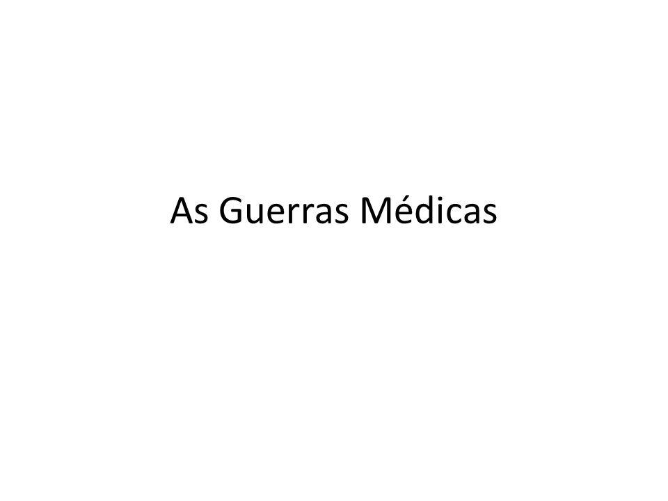 As Guerras Médicas
