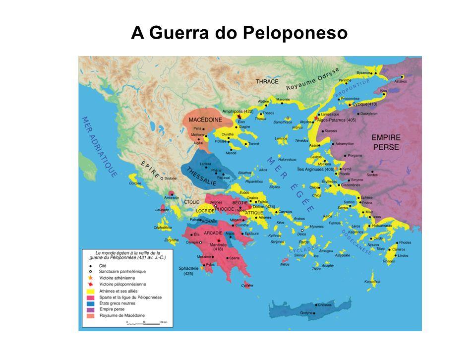A Guerra do Peloponeso