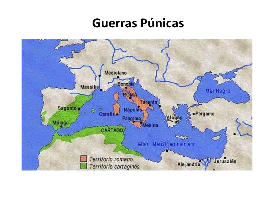 Guerras Púnicas