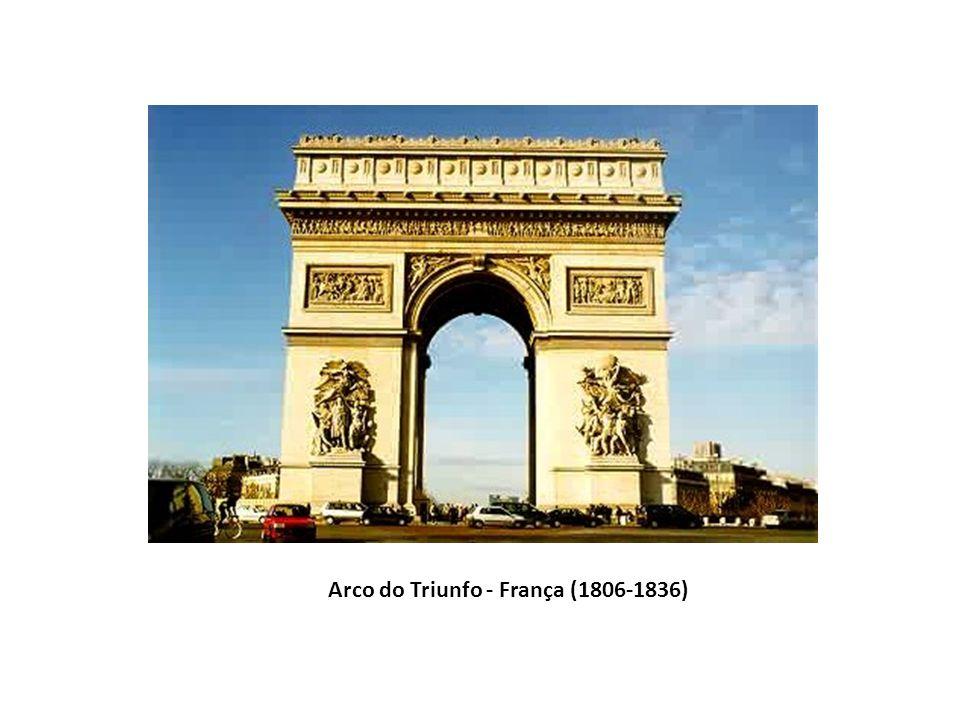 Arco do Triunfo - França (1806-1836)