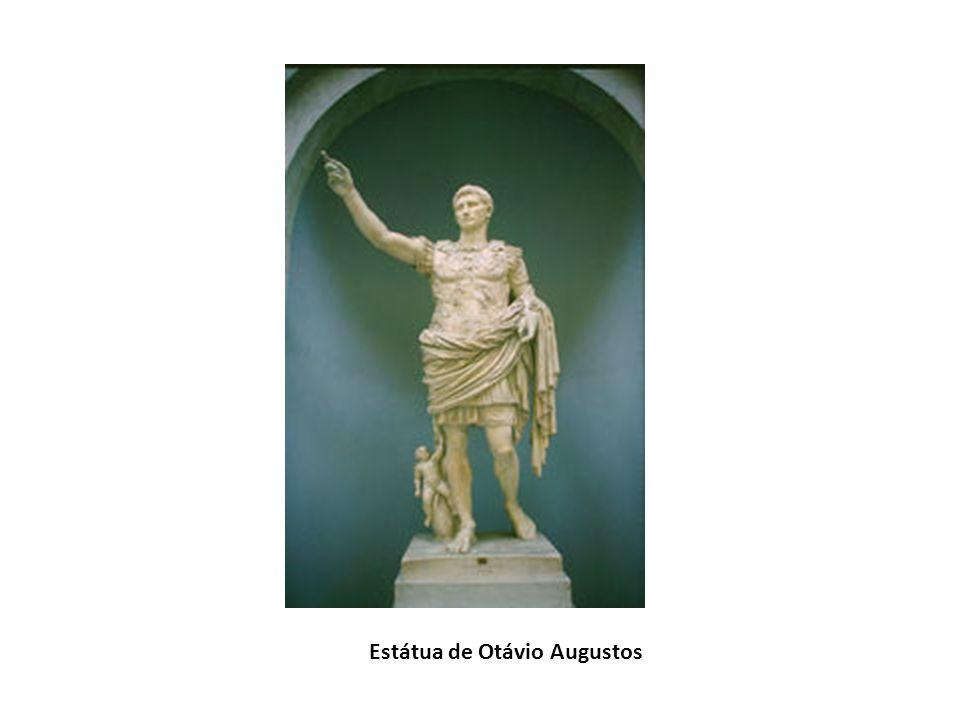 Estátua de Otávio Augustos