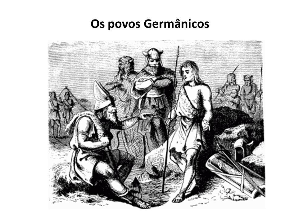 Os povos Germânicos