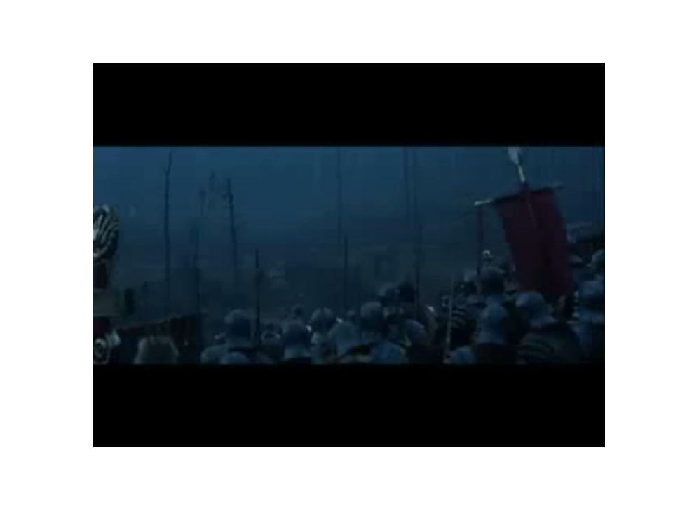 A Instalação dos Visigodos no Império (séc.IV) Os visigodos, ou seja, aqueles outros aliados e cultivadores do solo ocupado, estavam aterrados como o haviam estado seus parentes não sabiam que fazer, por causa do povo dos Hunos.