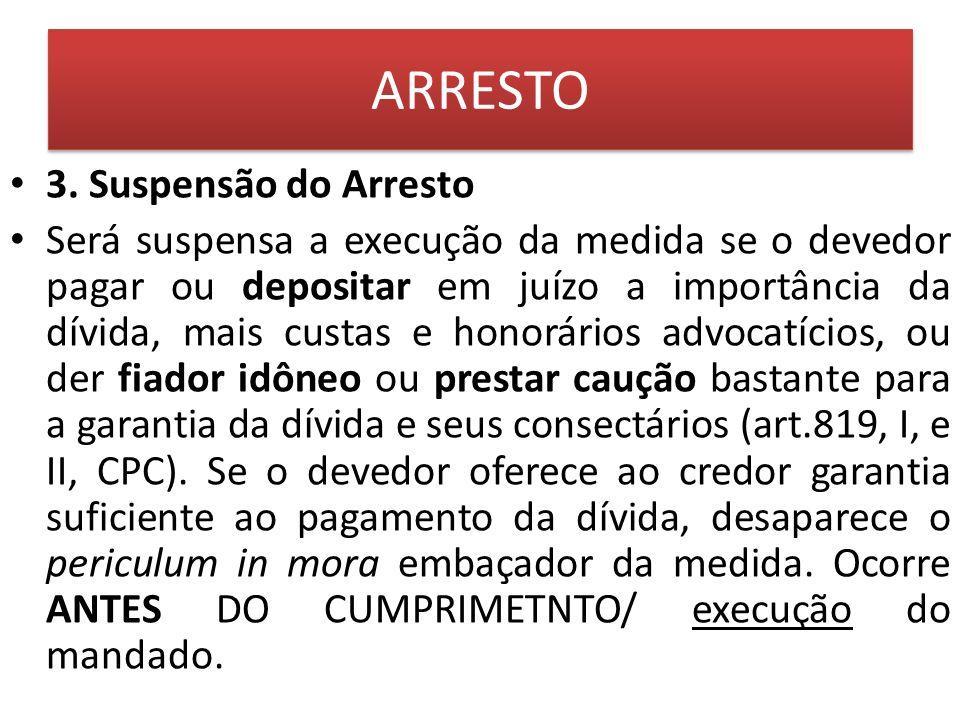 PRODUÇÃO ANTECIPADA DE PROVAS (art.846/851, CPC) 4.