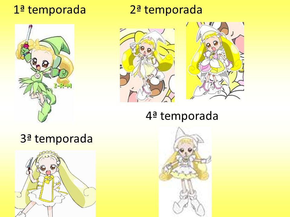 Majorika ou Maiorka Era uma bruxa que se transformou em rã por ter sido descuberta por Doremi.