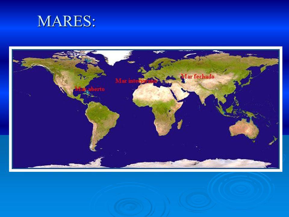 Características gerais Apresenta três grandes divisores de água: Cordilheira dos Andes, Planalto das Guianas e Planalto Central Brasileiro.