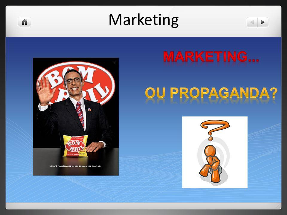Marketing é um processo administrativo e social pelo qual indivíduos e grupos obtêm o que necessitam e desejam, por meio da criação, oferta e troca de produtos e valor com os outros (KOTLER, 2007).