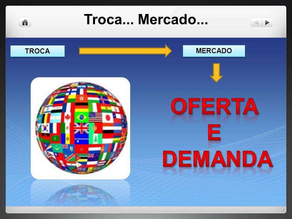 Troca... Mercado... TROCA MERCADO