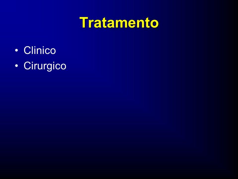 Tratamento Clinico Cirurgico