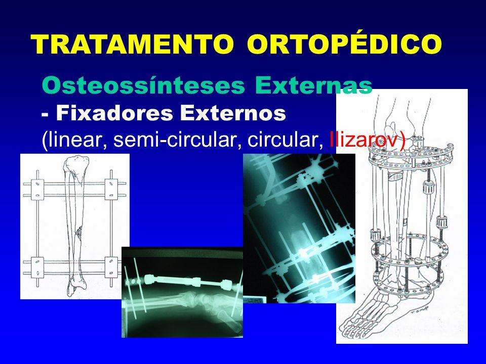 REABILITAÇÃO Considerar: - variáveis da fratura - tipo de tratamento ortopédico - fase da consolidação - condições do paciente
