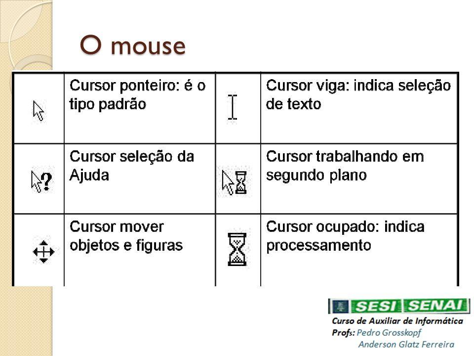O mouse