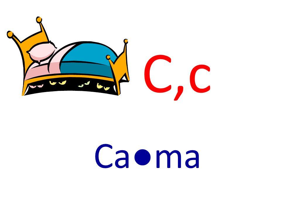 C,c Cama