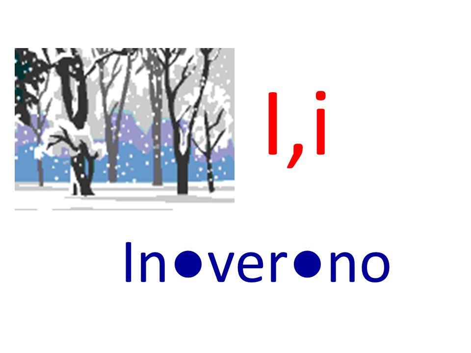 I,i Inverno
