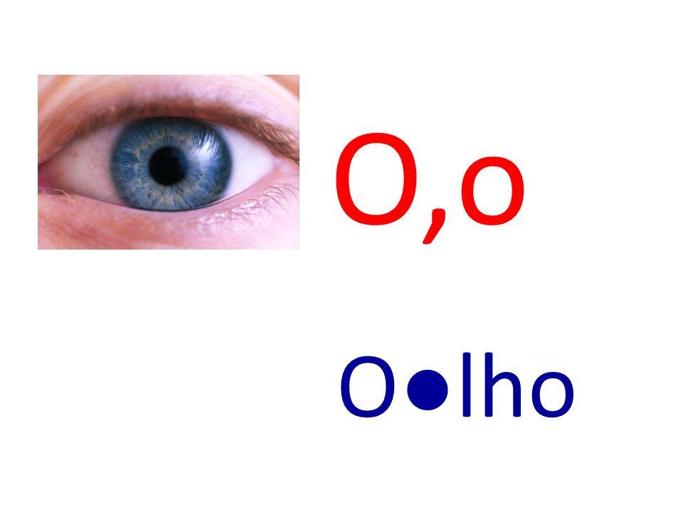O,o Olho