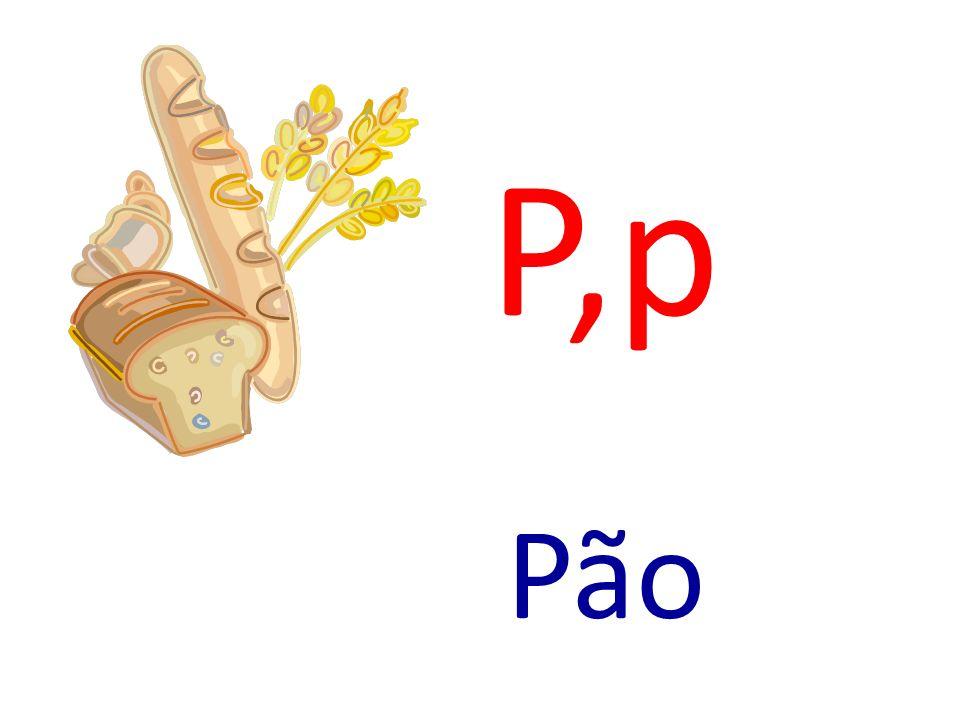 P,p Pão