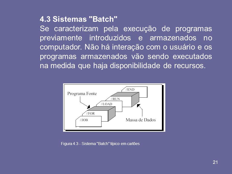 21 4.3 Sistemas