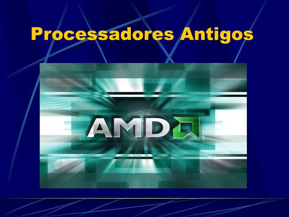 Processadores Antigos