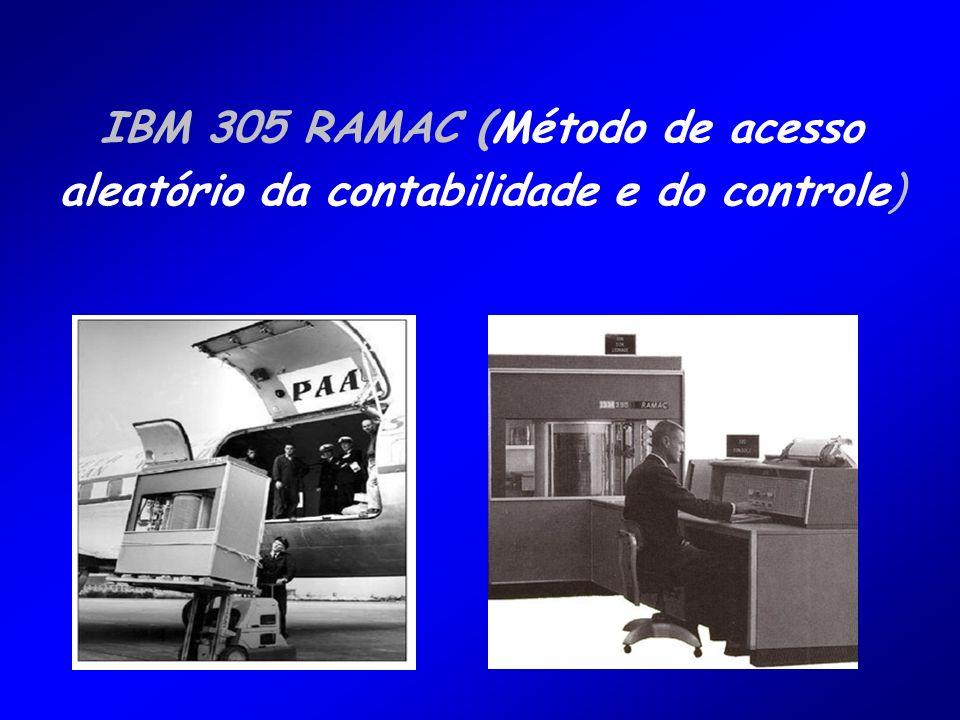 IBM 305 RAMAC (Método de acesso aleatório da contabilidade e do controle)
