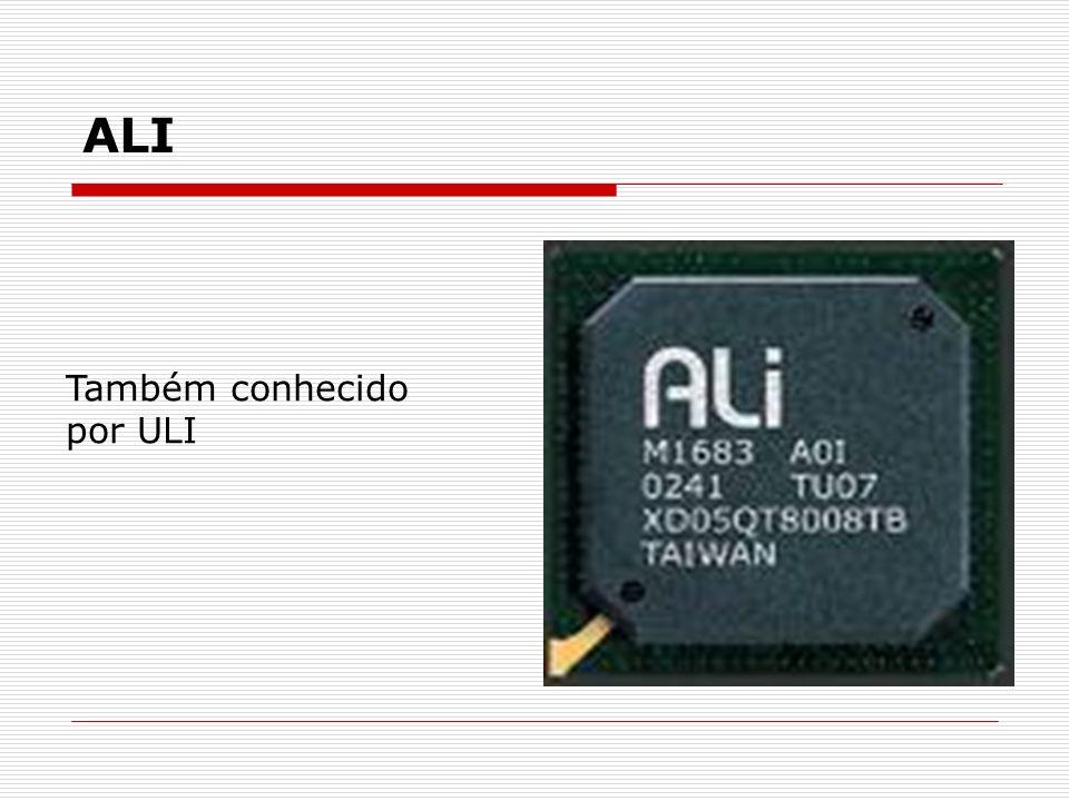 Compatibilidade Até hoje, os chipsets da Via tem problemas de compatibilidade com alguns modelos de placas de vídeo 3D.