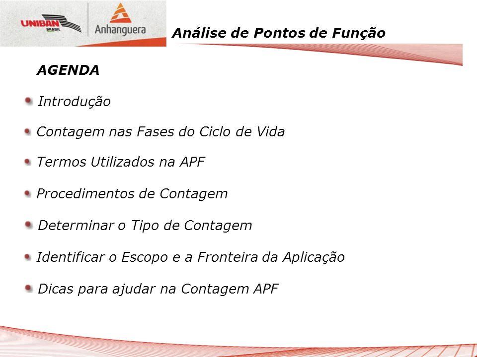 Análise de Pontos de Função 4.