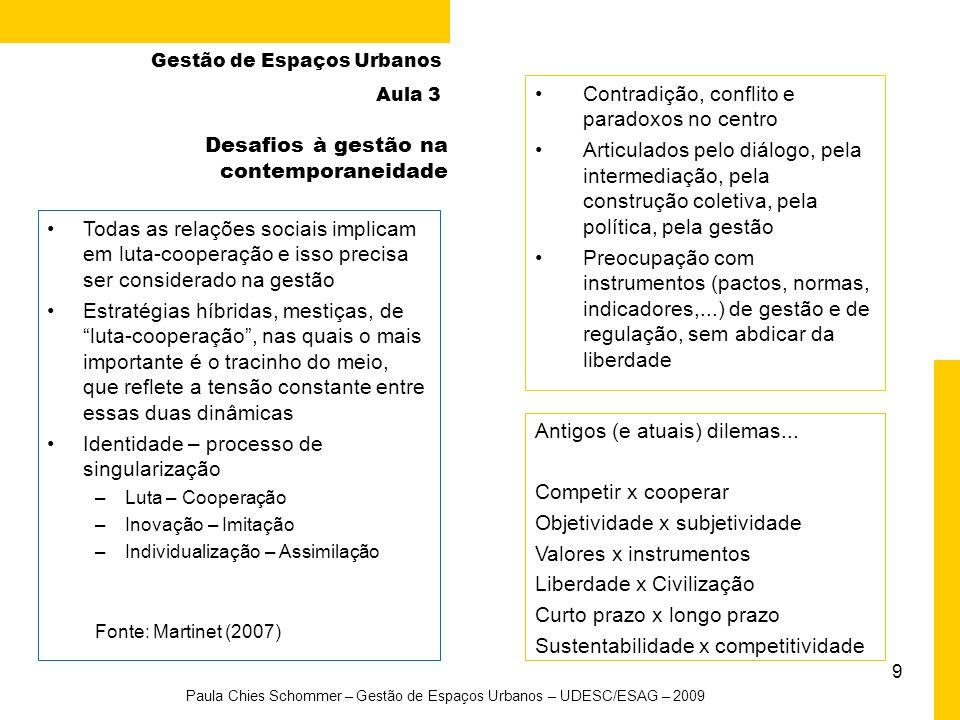 Contradição, conflito e paradoxos no centro Articulados pelo diálogo, pela intermediação, pela construção coletiva, pela política, pela gestão Preocup