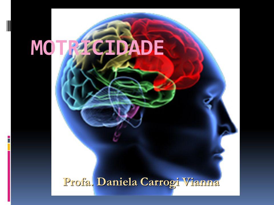 MOTRICIDADE Profa. Daniela Carrogi Vianna