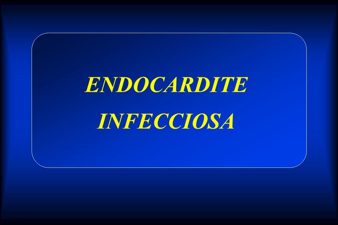 Prótese cardíaca História prévia de EI Cardiopatias congênitas cianóticas Usuário de droga ALTO RISCO