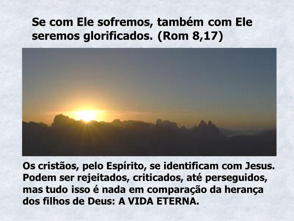 Portanto, agora não há mais condenação alguma para os que estão em Cristo Jesus. É que a lei do Espírito que dá a vida libertou-te, em Cristo Jesus, d