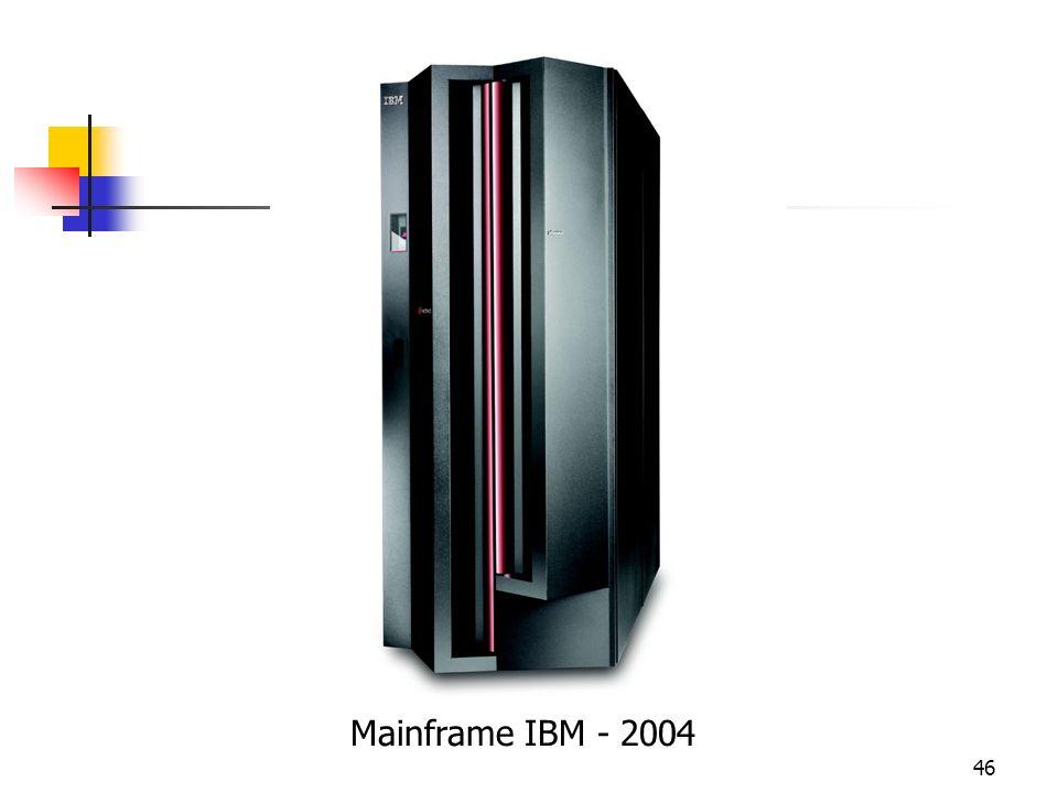 46 Mainframe IBM - 2004
